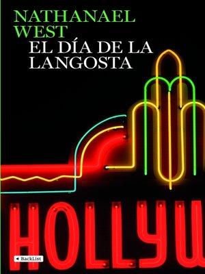 cover image of El día de la langosta