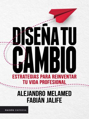 cover image of Diseña tu cambio