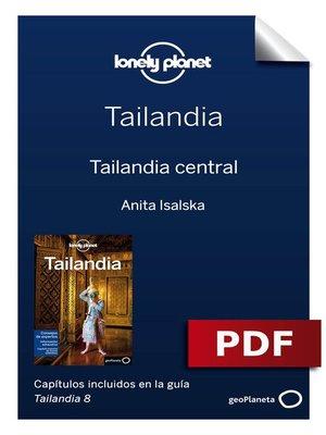 cover image of Tailandia 8_3. Tailandia central
