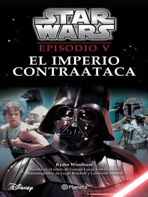 cover image of Star  Wars. Episodio V. El imperio contraataca