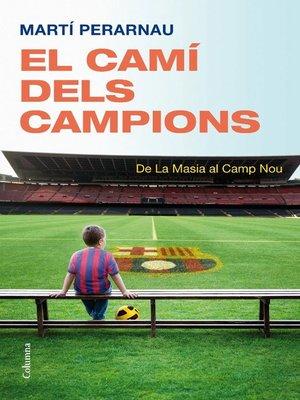 cover image of El camí dels campions