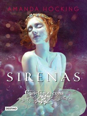 cover image of Canción de cuna. Sirenas 2