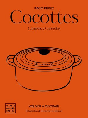 cover image of Cocottes