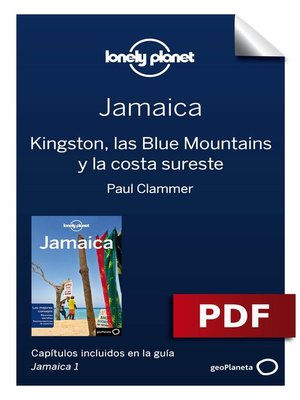 cover image of Jamaica 1_2. Kingston, las Blue Mountains y la costa surest