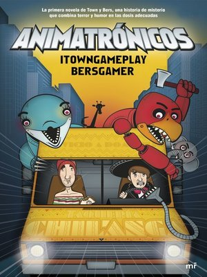 cover image of Animatrónicos