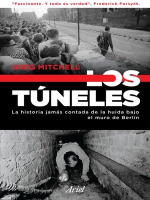 cover image of Los túneles