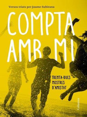 cover image of Compta amb mi
