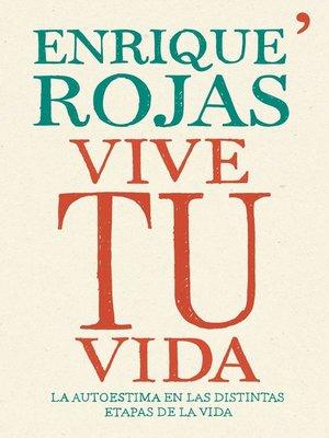 cover image of Vive tu vida