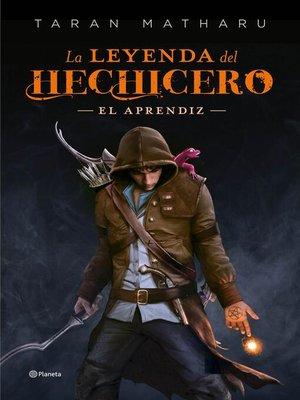 cover image of La leyenda del hechicero. El aprendiz