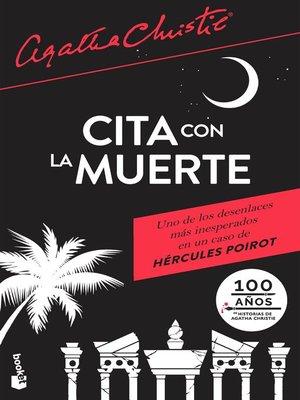 cover image of Cita con la muerte
