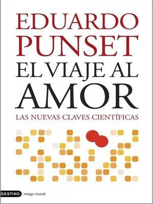 cover image of El viaje al amor