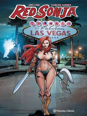 cover image of Red Sonja nº 02
