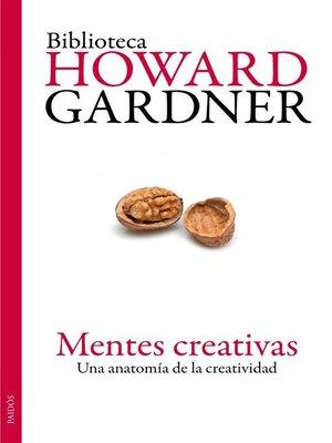 cover image of Mentes creativas