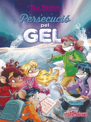 cover image of Persecució pel gel