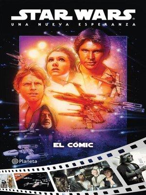 cover image of Star Wars. Una nueva esperanza. El cómic