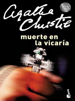 cover image of Muerte en la vicaria