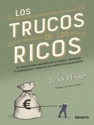 cover image of Los trucos de los ricos