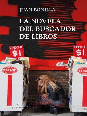 cover image of La novela del buscador de libros