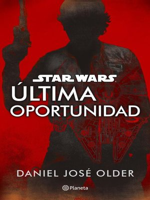 cover image of Star Wars. Última oportunidad