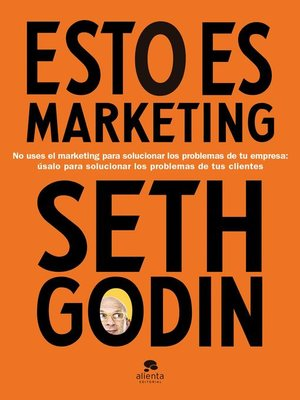 cover image of Esto es marketing