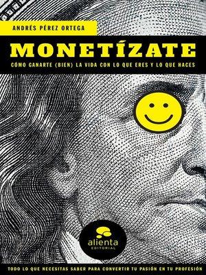 cover image of Monetízate