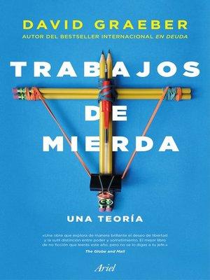 cover image of Trabajos de mierda