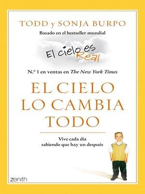 cover image of El cielo lo cambia todo