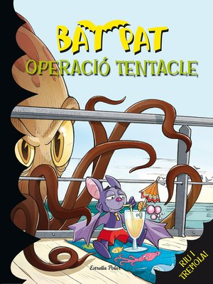 cover image of Operació tentacle