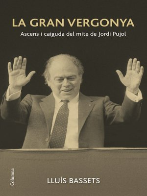 cover image of La gran vergonya