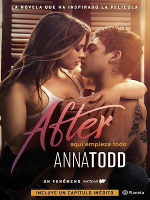 cover image of After (Serie After 1). Edición actualizada