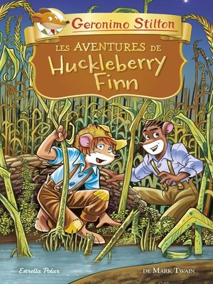 cover image of Les aventures de Huckleberry Finn