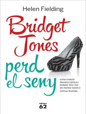 cover image of Bridget Jones perd el seny