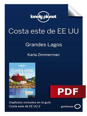 cover image of Costa este de EEUU 2_7. Grandes Lagos