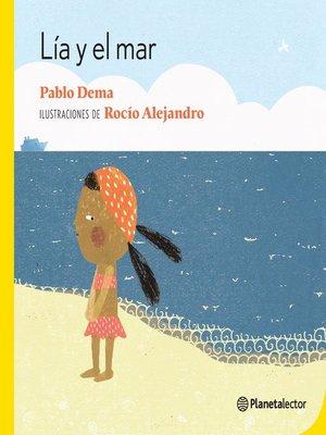 cover image of Lía y el mar