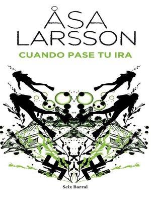cover image of Cuando pase tu ira