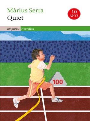 cover image of Quiet