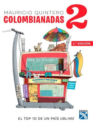 cover image of Colombianadas 2
