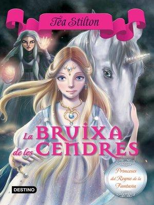 cover image of Bruixa de les Cendres