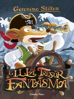 cover image of L'illa del tresor fantasma
