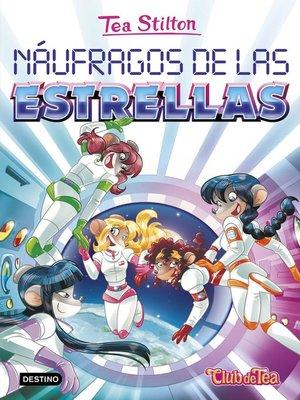 cover image of Náufragos de las estrellas