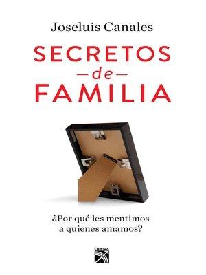 cover image of Secretos de familia