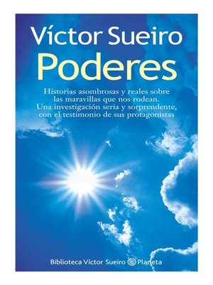 cover image of Poderes