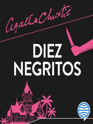 cover image of Diez negritos