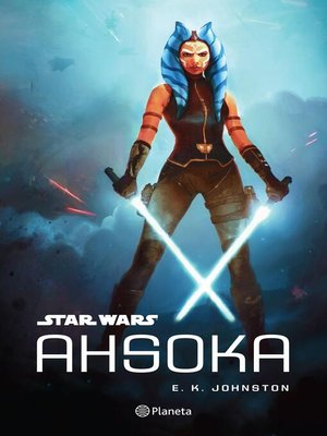 cover image of Star Wars. Ahsoka