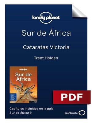 cover image of Sur de África 3. Cataratas Victoria