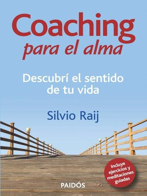 cover image of Coaching del alma