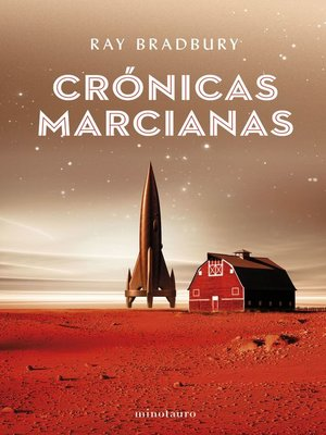cover image of Crónicas marcianas (Edición mexicana)