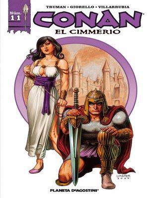 cover image of Conan el cimmerio nº 11/17