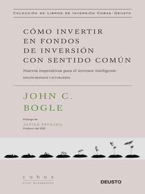 cover image of Cómo invertir en fondos de inversión con sentido común