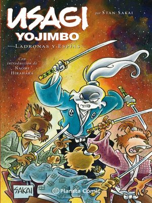 cover image of Usagi Yojimbo nº 30